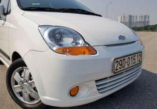 Bán Chevrolet Spark Van 2012, màu trắng, xe còn mới giá 119 triệu tại Hà Nội
