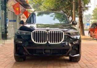 Bán ô tô BMW X7 sản xuất 2019, màu đen, nhập khẩu giá 7 tỷ 100 tr tại Hà Nội