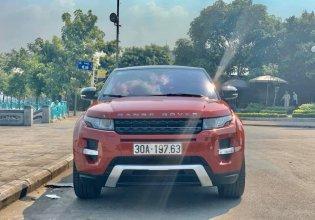 Cần bán xe LandRover Range Rover Evoque Dynamic đời 2012, màu đỏ, xe nhập giá 1 tỷ 350 tr tại Hà Nội