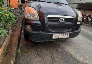 Cần bán Hyundai Starex sản xuất 2004, màu đen, nhập khẩu giá 140 triệu tại Tp.HCM