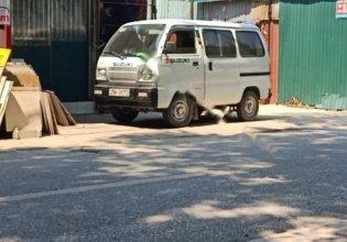 Bán Suzuki Super Carry Van đời 2002, màu trắng, xe nhập  giá 77 triệu tại Hà Nội