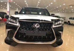 Bán Lexus LX 570 Super Sport sản xuất 2019, màu đen, nhập khẩu giá 10 tỷ 500 tr tại Hà Nội