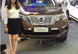 Cần bán Nissan Terra năm sản xuất 2019, màu nâu, nhập khẩu Thái Lan giá 829 triệu tại Tp.HCM