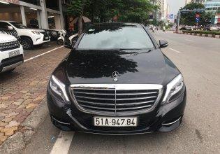 Xe Mercedes S400 đời 2014, màu đen, số tự động giá Giá thỏa thuận tại Hà Nội