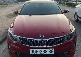 Bán Kia Optima sản xuất 2016, màu đỏ giá 820 triệu tại Hà Nội
