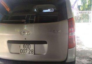 Bán ô tô Hyundai Starex đời 2011, màu bạc, xe nhập số sàn giá 370 triệu tại Đồng Nai