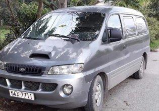 Bán Hyundai Starex năm sản xuất 2001, màu bạc, xe nhập  giá 115 triệu tại Phú Thọ
