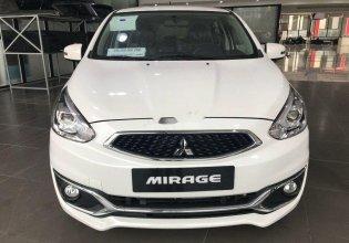Cần bán Mitsubishi Mirage năm sản xuất 2019, màu trắng, nhập khẩu  giá 450 triệu tại Tp.HCM