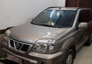 Bán xe Nissan X trail năm sản xuất 2003, xe nhập số sàn giá 255 triệu tại Tp.HCM
