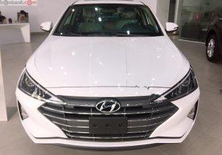 Bán xe Hyundai Elantra 1.6 AT đời 2019, màu trắng giá 624 triệu tại Hà Nội