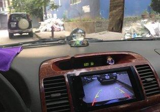 Cần bán lại xe Toyota Camry 2003, màu đen, giá 290tr giá 290 triệu tại Hà Nội