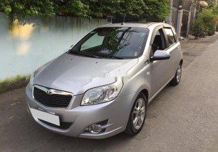 Bán ô tô Daewoo GentraX sản xuất năm 2009, màu bạc, nhập khẩu nguyên chiếc giá 240 triệu tại Tp.HCM