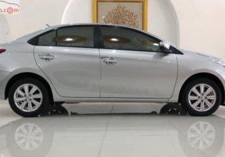 Cần bán Toyota Vios năm sản xuất 2014, màu bạc giá 448 triệu tại Bình Dương