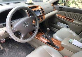 Bán Toyota Camry năm 2003, màu đen chính chủ giá 280 triệu tại Hà Nội
