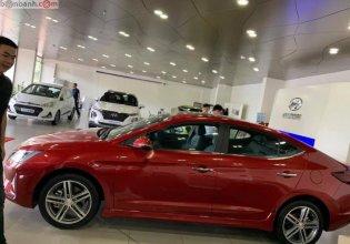 Bán Hyundai Elantra Sport 1.6 AT năm sản xuất 2019, màu đỏ giá 720 triệu tại Hà Nội
