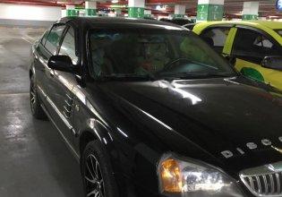 Chính chủ bán xe Daewoo Magnus 2.5 AT đời 2005, màu đen, nhập khẩu giá 165 triệu tại Tp.HCM