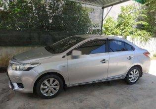 Bán Toyota Vios đời 2014, màu bạc, 379tr giá 379 triệu tại Khánh Hòa