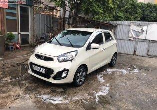 Chính chủ bán Kia Morning Van đời 2014, màu trắng, xe nhập giá 260 triệu tại Hà Nội