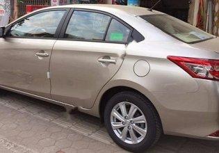 Cần bán lại xe Toyota Vios G 2014, màu vàng, chính chủ giá 480 triệu tại Hà Nội