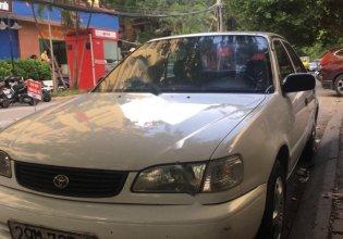 Bán Toyota Corolla 2001, màu trắng chính chủ giá 110 triệu tại Hà Nội