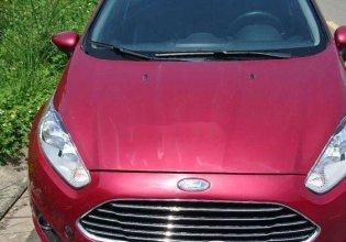 Cần bán gấp Ford Fiesta đời 2014, màu đỏ, nhập khẩu, giá tốt giá 355 triệu tại Tp.HCM