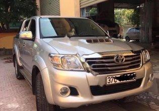 Bán Toyota Hilux đời 2013, màu bạc, xe nhập, giá 470tr giá 470 triệu tại Nghệ An