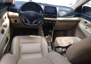 Bán Toyota Vios 2014, màu vàng số sàn, giá 360tr giá 360 triệu tại Hà Nội