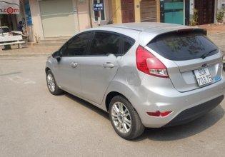 Bán Ford Fiesta năm sản xuất 2015, màu bạc, giá 415tr giá 415 triệu tại Hà Nội