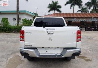 Cần bán Mitsubishi Triton 4x2 AT 2019, màu trắng, nhập khẩu nguyên chiếc, 570 triệu giá 570 triệu tại Hà Nội