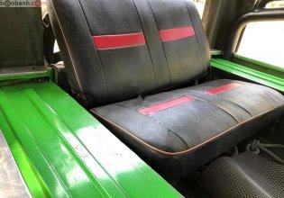 Cần bán gấp Jeep CJ 5 2.5 MT đời 1990, màu xanh lam, nhập khẩu, 105 triệu giá 105 triệu tại Bình Thuận