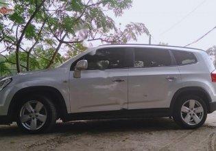 Cần bán Chevrolet Orlando năm sản xuất 2013, màu bạc, chính chủ  giá 420 triệu tại Hà Nội