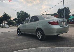 Bán Toyota Vios 1.5 đời 2003, màu xanh lam, xe gia đình giá 190 triệu tại Hà Nội