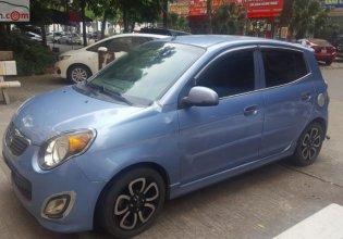 Cần bán Kia Morning 2010, màu xanh lam, xe nhập   giá 250 triệu tại Hà Nội