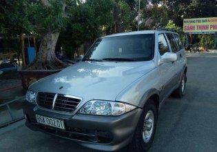 Bán Ssangyong Musso đời 2004, xe nhập xe gia đình  giá 128 triệu tại Ninh Thuận
