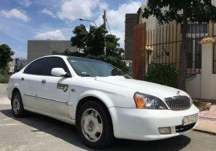 Bán Daewoo Magnus 2.5AT đời 2004, màu trắng, 125tr giá 125 triệu tại Bình Dương