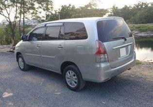 Bán Toyota Innova V năm 2009, màu bạc  giá 405 triệu tại Tp.HCM
