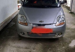 Muốn bán lại Chevrolet Spark Van sản xuất 2011, màu bạc, giá 110tr giá 110 triệu tại Thanh Hóa