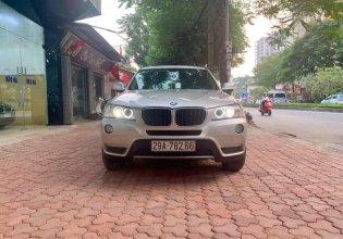 Bán xe BMW X3 xDrive20i sản xuất 2012, màu vàng, nhập khẩu, 839 triệu giá 839 triệu tại Hà Nội
