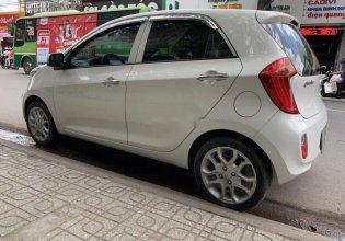 Cần bán Kia Picanto sản xuất năm 2013, màu trắng, giá tốt giá 299 triệu tại Tp.HCM