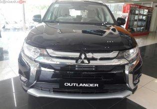 Bán xe Mitsubishi Outlander 2.0 CVT đời 2019, màu đen giá 823 triệu tại Quảng Ninh