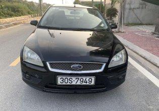 Cần bán Ford Focus sản xuất năm 2007, màu đen như mới giá 175 triệu tại Hải Dương