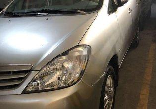 Bán ô tô Toyota Innova đời 2009, màu bạc giá 350 triệu tại Tp.HCM