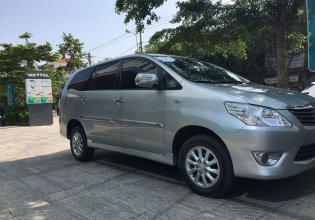Cần bán lại xe Toyota Innova MT năm sản xuất 2007, màu bạc giá 295 triệu tại Quảng Bình