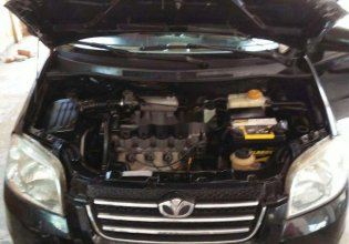 Bán xe Daewoo Gentra sản xuất năm 2008, màu đen, đẹp xuất sắc giá 167 triệu tại Phú Yên