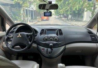 Bán Mitsubishi Grandis năm sản xuất 2006, màu đen số tự động giá 278 triệu tại Hà Nội