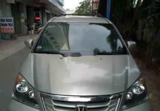 Chính chủ bán xe Honda Odyssey năm 2008, màu vàng cát giá 550 triệu tại Tp.HCM
