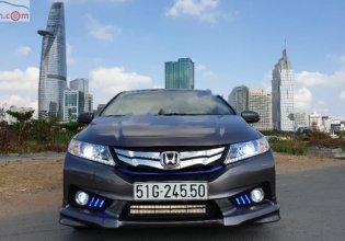 Chính chủ bán Honda City 1.5 AT 2016, màu nâu giá 489 triệu tại Tp.HCM