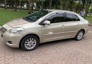 Cần bán lại xe Toyota Vios sản xuất năm 2009, màu vàng xe gia đình giá 210 triệu tại Thái Nguyên