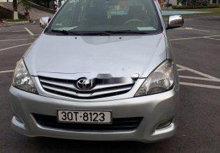 Cần bán gấp Toyota Innova năm 2009, chính chủ giá 370 triệu tại Hà Nội