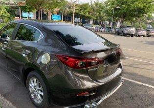 Bán Mazda 3 1.5 AT đời 2018, màu nâu, xe gia đình giá 600 triệu tại Đồng Nai